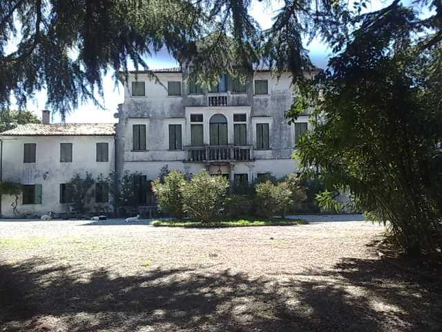 Maserada - Villa Rossi ex Papadopoli