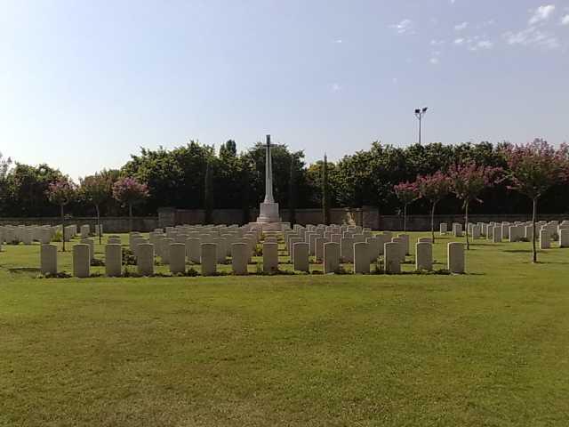 Cimitero inglese di Tezze di Piave